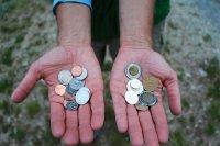 Garść monet